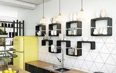 Hightech fürs Wohnzimmer: Dieses Möbelsystem besteht zu 95 Prozent aus Luft