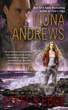 Steel's Edge (The Edge 04) by Ilona Andrews