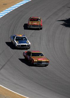 When race cars were race cars