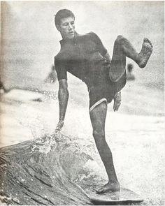 Walt Fuhrmann - Hermosa Beach 1963