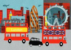 London Eye Tracey English http://tracey-english.blogspot.co.uk