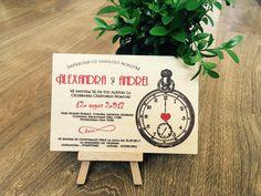 invitatii pe lemn Cooking Timer