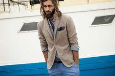 lubiam summer cookbook men fashion blazer
