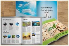 Travel brochure templates for travel agencies - Texty Cafe - Travel tips - Travel tour - travel ideas