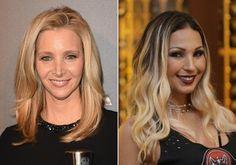 20 celebridades assustadoramente parecidas umas com as outras