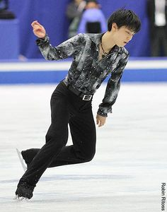 Yuzuru Hanyu JPN Men Short Program ISU 2013 4CC #FigureSkating