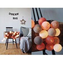 Cotton Ball Lights Petit 50 kul