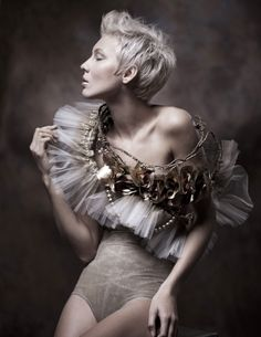Maciej Grochala – Metal Tread • Dark Beauty Magazine