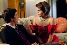(Logan Lerman and Emma Watson) from The Perks of Being a Wallflower, I really want to see this!