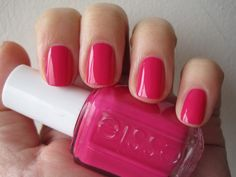 Essie - Bachelorette Bash (the color here is accurate)