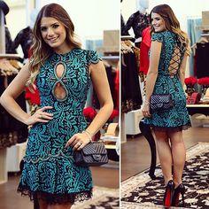 Ariane Canovas - vestido Perfect way