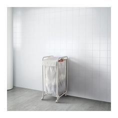 These could work for sorting.  Use vinyl to differentiate each one - ALGOT Laundry bag with frame/casters  - IKEA