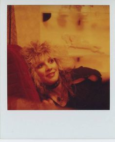 "#STEVIENICKS 24 Karat – Songs From The Vault"" on October 7th! In addition to the brand new solo album, the deluxe edition features never-before-seen Polaroids taken by Stevie herself throughout her career. The deluxe photo book will be comprised of 48 pages of new/old pictures. Pre-orders begin on August 5th, so stay tuned!"