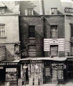 Norton Folgate near Liverpool Street Station London History, British History, Vintage London, Old London, Uk Photos, Great Photos, Old Photography, Street Photography, England Uk