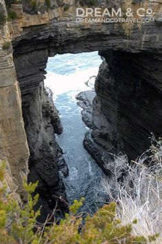 Natural Bridge, Tasmania