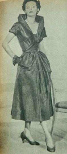 dress, Libelle 1949