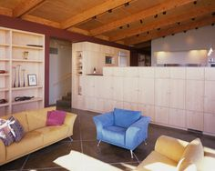 Painted Concrete Floors Design Ideas, Pictures, Remodel and Decor