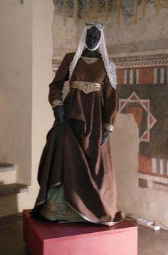 Margherita Datini--an ancestress of Mona Lisa