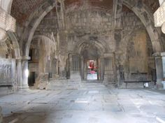Monasteries of Haghpat and Sanahin: in Armenia