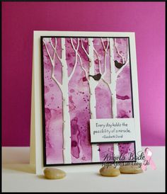 HYCCT1522 - Possibility by ohmypaper! - Cards and Paper Crafts at Splitcoaststampers