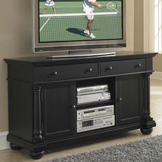 "Home Styles St. Croix 56"" TV Stand 