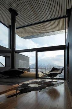 Jorg House in Hokkaido, Japan by Atelier BNK