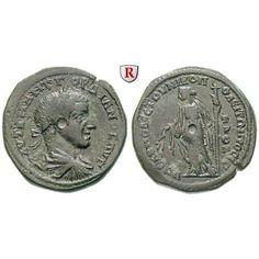 Römische Provinzialprägungen, Thrakien-Donaugebiet, Nikopolis am Istros, Gordianus III., Bronze 238-244, f.vz: Thrakien-Donaugebiet,… #coins