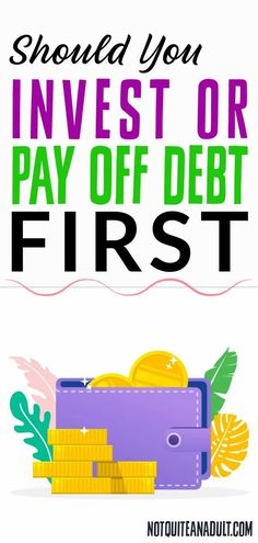 In this article, we are going to discuss the pros and cons of each as well as some important steps you need to take to change your finances in the mean time. Get Out Of Debt, Writing Advice, Debt Payoff, Credit Score, Make More Money, Money Saving Tips, Personal Finance, Budgeting, Investing