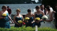 June 21, 2014 Wedding at the Gananoque Inn & Spa #wedding #1000islands