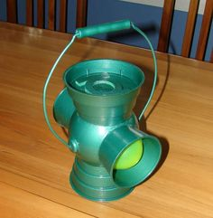 DIY Green Lantern Power Battery