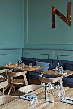 Restaurant Visit: New Grandeur in Budapest - Remodelista