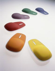 Mouse design by indigo desgin