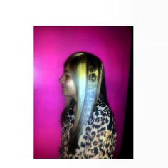 Leopard#print#hair#color#SoColorMatrix#ColorSync#beauty#fashion#Style#long#hair#blondeChunks#Modernsalon#Cosmetology#Instagram#facebook#Florida#Tampa#Miami#NewYork#California#MexJade