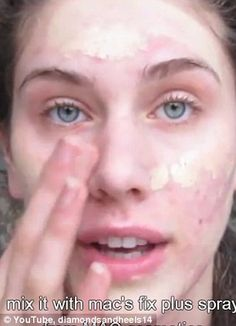 Makeup secrets for covering acne and scars.  You'll be sorry  you didn't pin this!