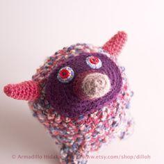 Creator: dillo Creema pink kinit animal