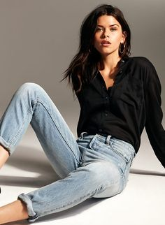 Letter To My Ex boyfriend - - - Things To Say To Your Ex boyfriend Nice - Ex boyfriend Revenge Funny - Fashion Model Poses, Fashion Photography Poses, Denim Editorial, Classy Work Outfits, Photoshoot Themes, Quirky Fashion, Foto Pose, Facon, Revenge Funny