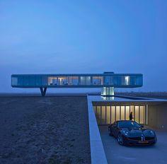 Villa Kogelhof by Paul de Ruiter Architects / via urdesign.it