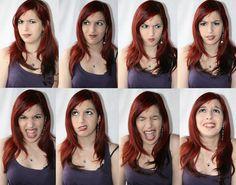 los gestos faciales son conductas corporal