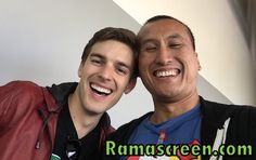 My #Selfie PHOTO with #YouTube star, MatPat