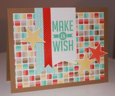 Little Bay Stampin': CCC#020: Cards Challenge - Birthday Bonanza!