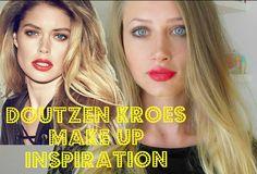 5 min Doutzen Kroes make up inspiration! Макияж, как у Дауцен Круз за 5 мин! Victoria's Secret