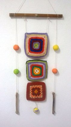 SALES PRICE Vintage Textile Wall Hanging, Hippie Decor,Boho Wall Decor,Bright  Colours Wall Hanging,Bohemian Wall Decor