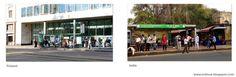 Busstops - Bussipysäkkejä