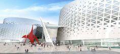 Chengdu Tianfu Cultural and Performance Centre | FUKSAS