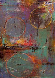 Judith  Dunbar - Abstract 215
