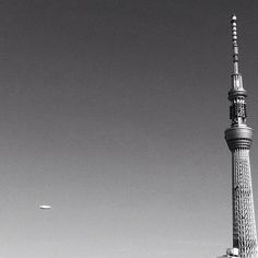 Balloon and Skytree