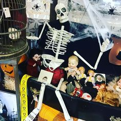 Vintage skeleton marionette. Very old very cool. He comes with his own wooden coffin for staorage. @vintagemoffat #antiquestore #vintagestore #antiques #vintage #temecula #temeculaantiques #murrieta #sandiegovintage #temeculavintage #furniture #antiqueshopping #antiquing #temeculawinecountry #shabbychic #midcenturymodern #shoppingintemecula #photoprops #temeculaweddings #decorating #vintagestyle #supportsmallbusiness #vintagehalloween #fleamarketfinds