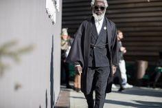 Pitti Uomo FW17: Best Street Style Shots | Highsnobiety
