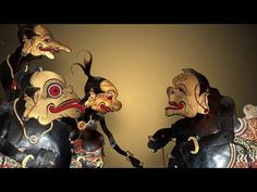 How To Make: Wayang Kulit Puppets - YouTube