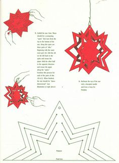 Danish Crafts - Three Dimensional Star pg. 2
